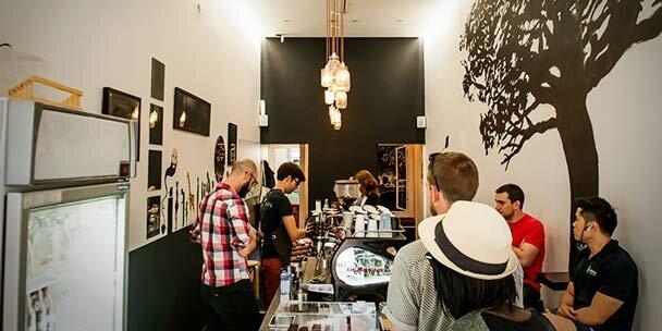 Ltd Espresso Brew Bar